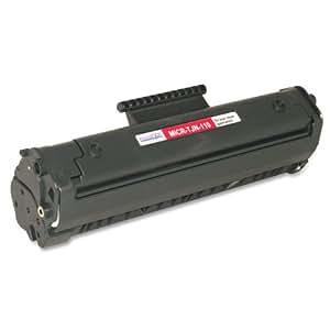 MicroMICR MICR-TJN-110 Laser Toner Cartridge for HP Models, Black