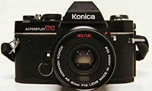 Konica Autoreflex TC Film Camera