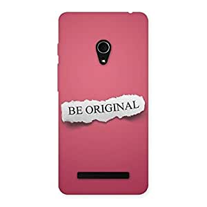 Special Be Orignal Multicolor Back Case Cover for Zenfone 5
