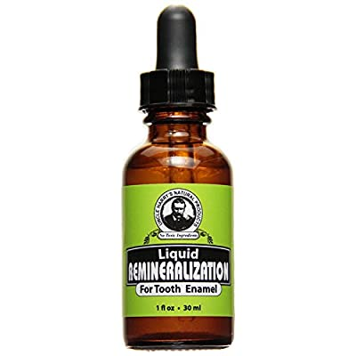 Uncle Harry's Remineralization Liquid For Tooth Enamel