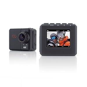 CamOne - CamOne infinity COIN01 Actionsport/Helmkamera , Full HD 1080p, schwarz