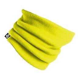 Turtle Fur The Turtle\'s Neck Original Fleece Double Layer Neckwarmer, Glow Stick, One Size