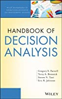Handbook of Decision Analysis Front Cover