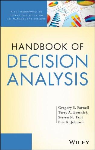 Handbook of Decision Analysis (Wiley Handbooks