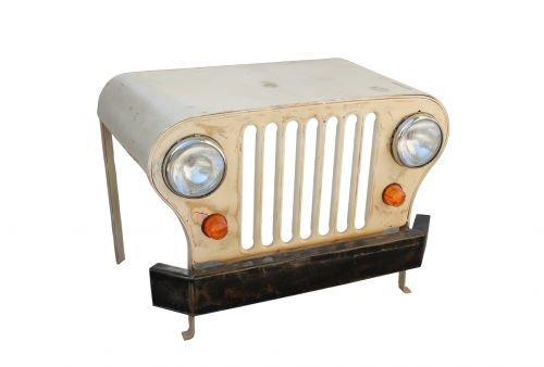 Schreibtisch-Jeep