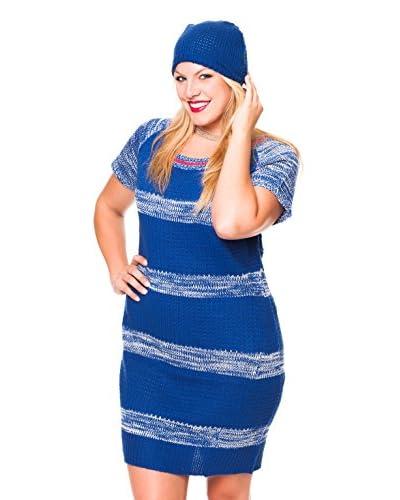 S.H.E. Plus Women's Sweater Dress