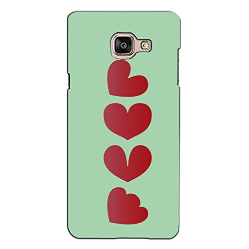 PrintVisa Designer Back Case Cover For Samsung Galaxy On Max (Hearts)