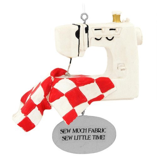 Sewing Machine Ornament