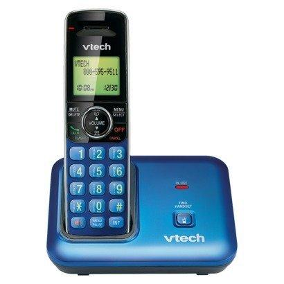 Vtech CS6419-15, Blue Color Cordless Phones Dect 6.0