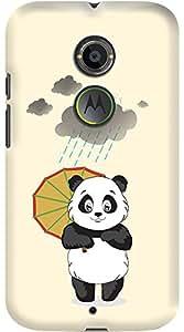 Kasemantra Panda In Monsoon Case For Motorola Moto X2