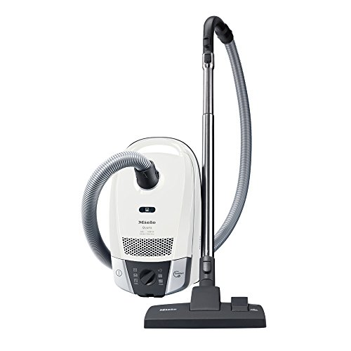 Review Of Miele Compact C2 Quartz Canister Vacuum, Lotus White
