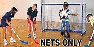 Jaypro Floor Hockey Replacement Nets (Pair) by Jaypro