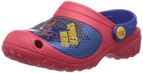 Spiderman Boys Clogs and Mules (multicolor)