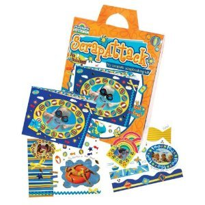 Guidecraft Fun Vacations Scrap Booking Kit (G17104)