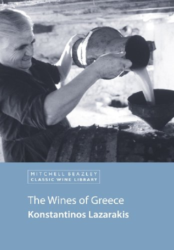 The Wines of Greece (Mitchell Beazley Classic Wine Library) by Konstantinos Lazarakis