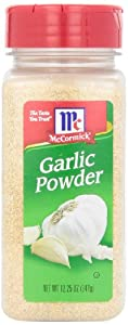 McCormick Garlic Powder, 12.25-Ounce Unit