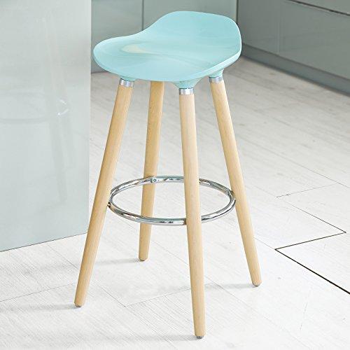 SoBuy-Mordernes-Design-Barhocker-Barstuhl-Hocker-Tresenhocker-trkis-FST34-GR