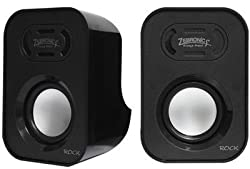 Zebronics Rock 2.0 Channel Multimedia Speakers