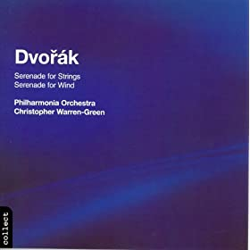 Dvorak: Serenades for Strings and Winds