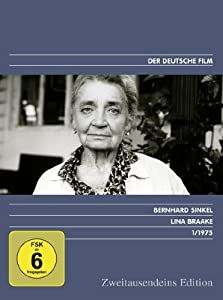 Lina Braake - Zweitausendeins Edition Deutscher Film 1/1975.