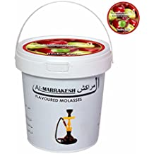 HOOKAH AL-MARRAKESH DOUBLE APPLE FLAVOUR 1 KG BUCKET