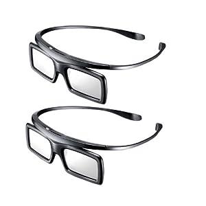 Samsung SSG-3050 Doppelpack 3D-Brille (nur für TVs der D-Serie)