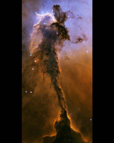 Hubble Space Telescope Photo Eagle Nebula Nasa Photos 8X10