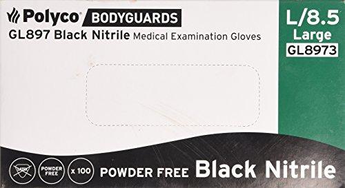bodyguard-gl8973-nitrile-powder-free-gloves-black-set-of-100