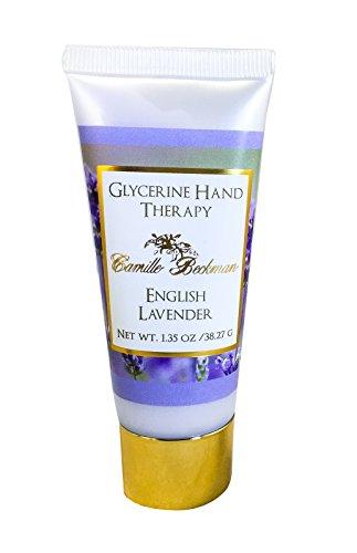 Camille Beckman Glycerine Hand Therapy Cream 1.35 oz - Engli