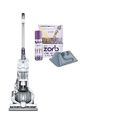 Dyson DC24 Blueprint Upright Vacuum Cleaner With Bonus Carpet Cleaning Kit Bundle (Recertified) at Sears.com
