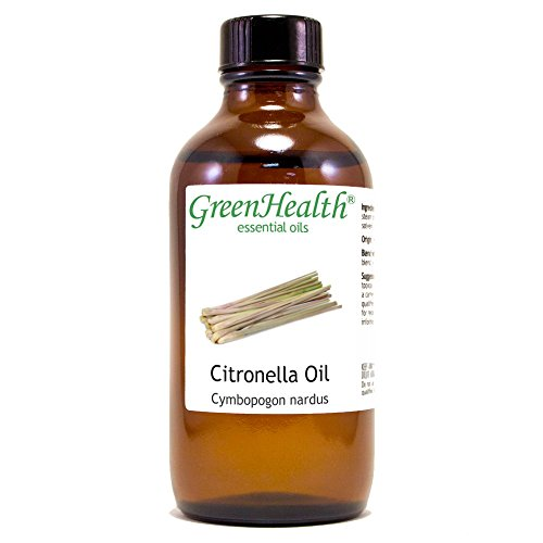 Citronella 100% Pure Essential Oil, 8oz