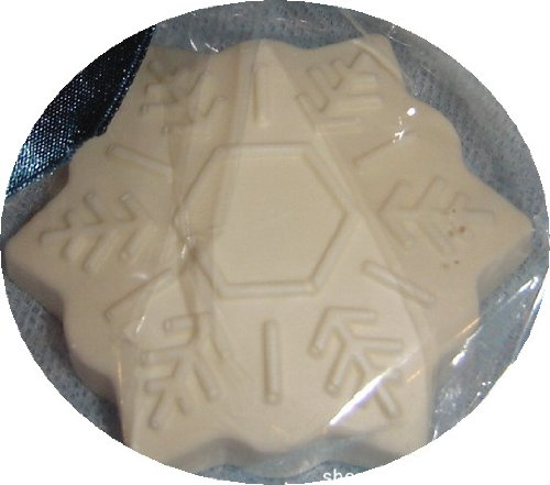 Mona's Snowflake Chocolate Favor