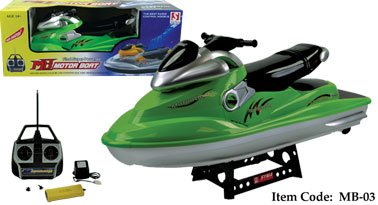 Beautiful 22 Inches Fast RC Jet Ski Seadoo Speed RC Boat