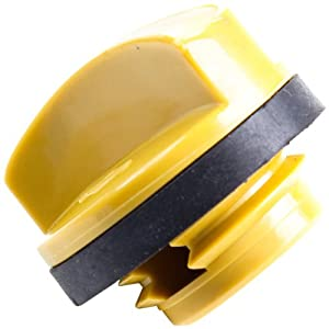 Briggs & Stratton 809500 Oil Fill Cap Replaces 491832/691312/271983 from Magneto Power