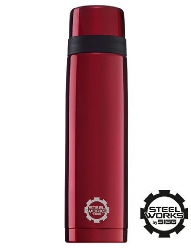 Sigg 8298.60 Thermo Classic Line Red 0,7l