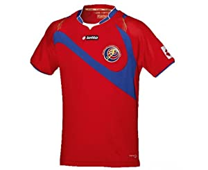 Buy Costa Rica Trikot Home 2014 by Lotto