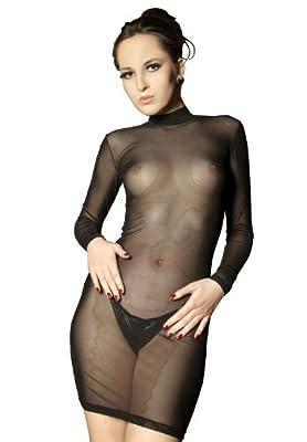 Noir Handmade Tüll Dress N001 by Noir Handmade