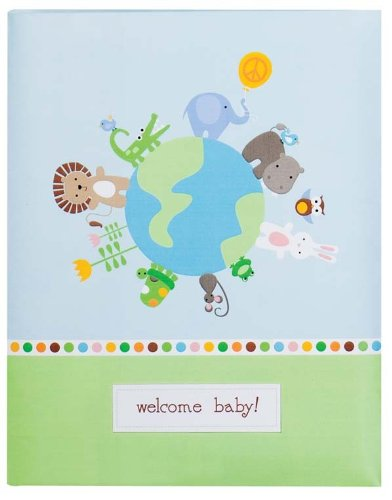 Pepperpot Baby Record Book, Global Gathering