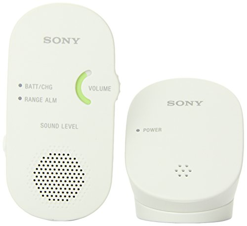 Sony NTM-DA1 Digital Baby Monitor (White) (Discontinued by Manufacturer) - 1