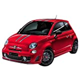 Mondo 53168 -  Diecast 1:43 Auto Fiat 500 Abarth 695 Tributo Ferrari Rossadi Mondo