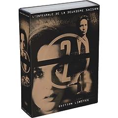 XFILES S2 X Files Saison 2 integrale version francaise preview 1