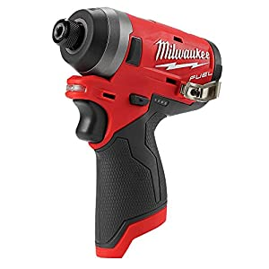 Milwaukee Electric Tools 2598-22 M12 Fuel 2 Pc Kit- 1/2 Hammer Drill & 1/4 Impact