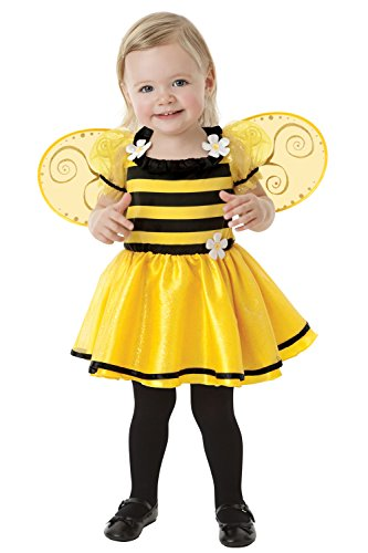 Childrens Little Stinger Bumble Bee Fancy Dress Costume