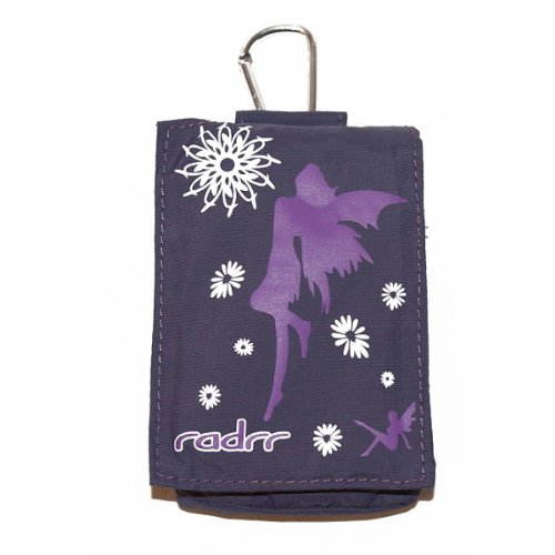 Insulin Pump Case - Fairies and Flowers Design