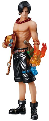 one-piece-styling-collection-figure-portgas-d-ace-flame-of-the-revolution-14-cm-bandai-mini-figures