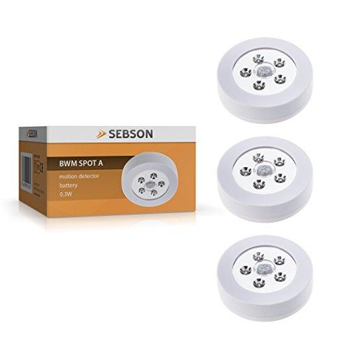 SEBSON-LED-Unterbauleuchte-batteriebetrieben-mit-Bewegungsmelder-rund-3er-Pack
