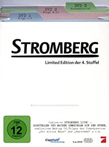 Stromberg - Staffel 4 [Limited Edition] [3 DVDs]
