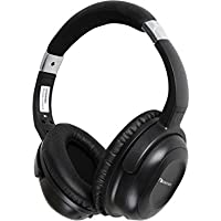 Nakamichi ANC80 Over-Ear 3.5mm Headphones (Black)