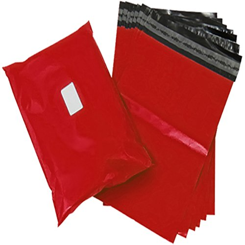 20-strong-red-coloured-plastic-self-seal-packaging-mailing-bags-extra-large-xl-size-22-x-30-550-x-75