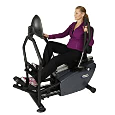 HCI Fitness PhysioStep RXT-1000 Recumbent Elliptical Trainer
